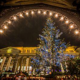Eröffnung Weihnachtsmarkt Stuttgart 2019.Feierliche Eröffnung Stuttgarter Weihnachtsmarkt 27 11 23 12 2019